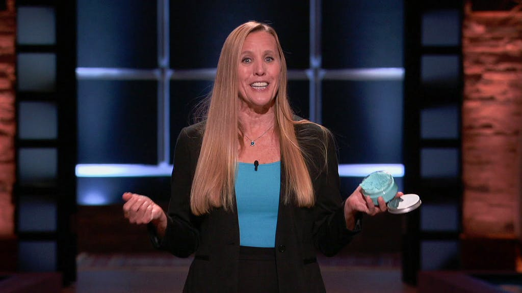 Lewes hynotherapist Nancy Rothner will hawk her Pinch Me Therapy Dough on Shark Tank