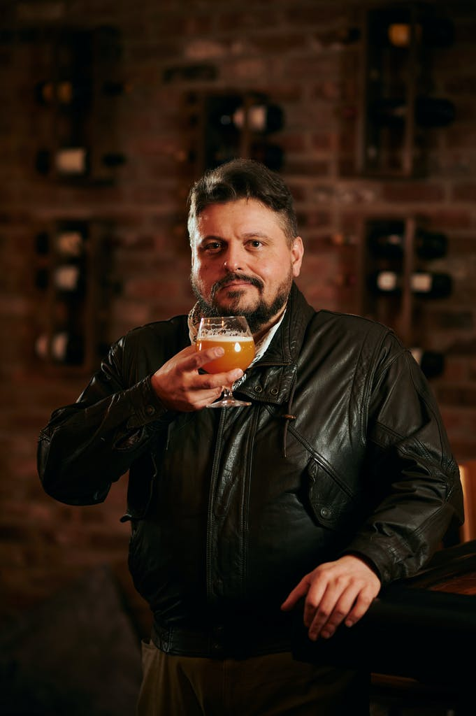 Booth House Tavern Owner Rich Marcozzi