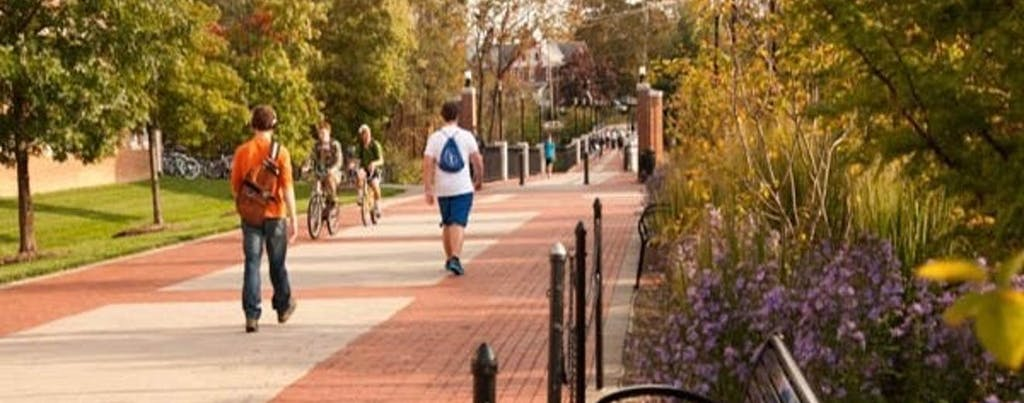 UD is bringing more students to campus dorms this spring than it did in the fall.