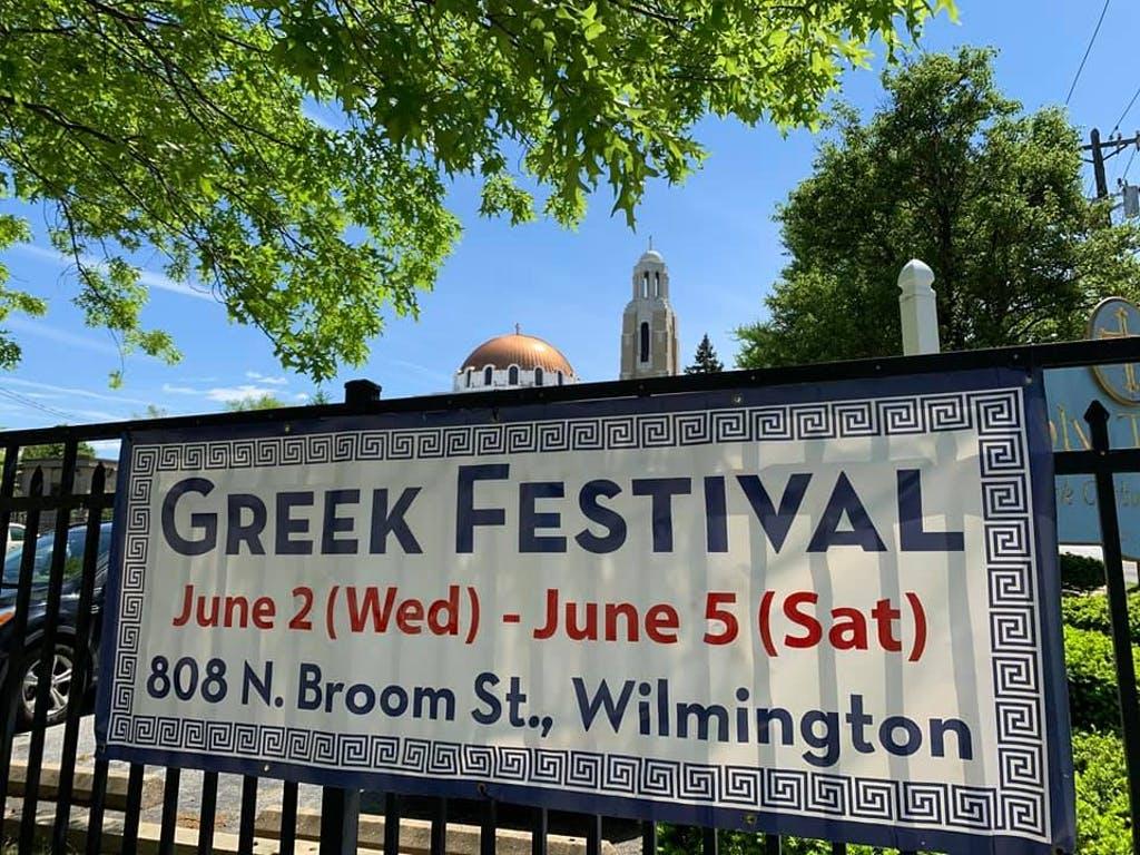 (Wilmington Greek Festival)