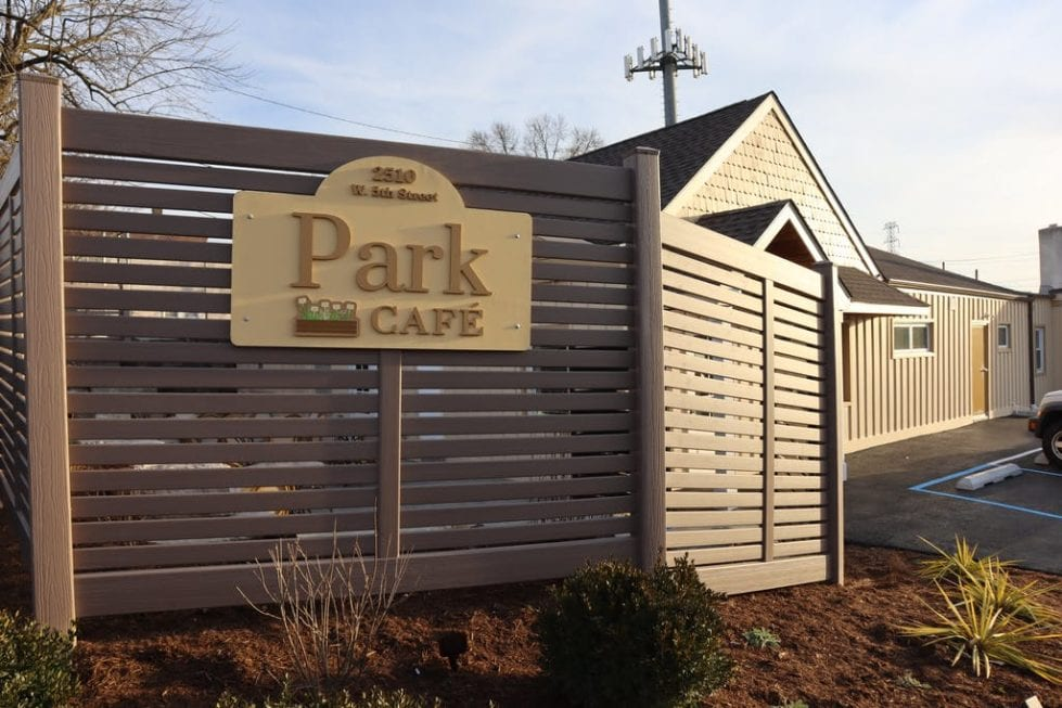Park Cafe has moved into the space that formerly housed A Moveable Feast