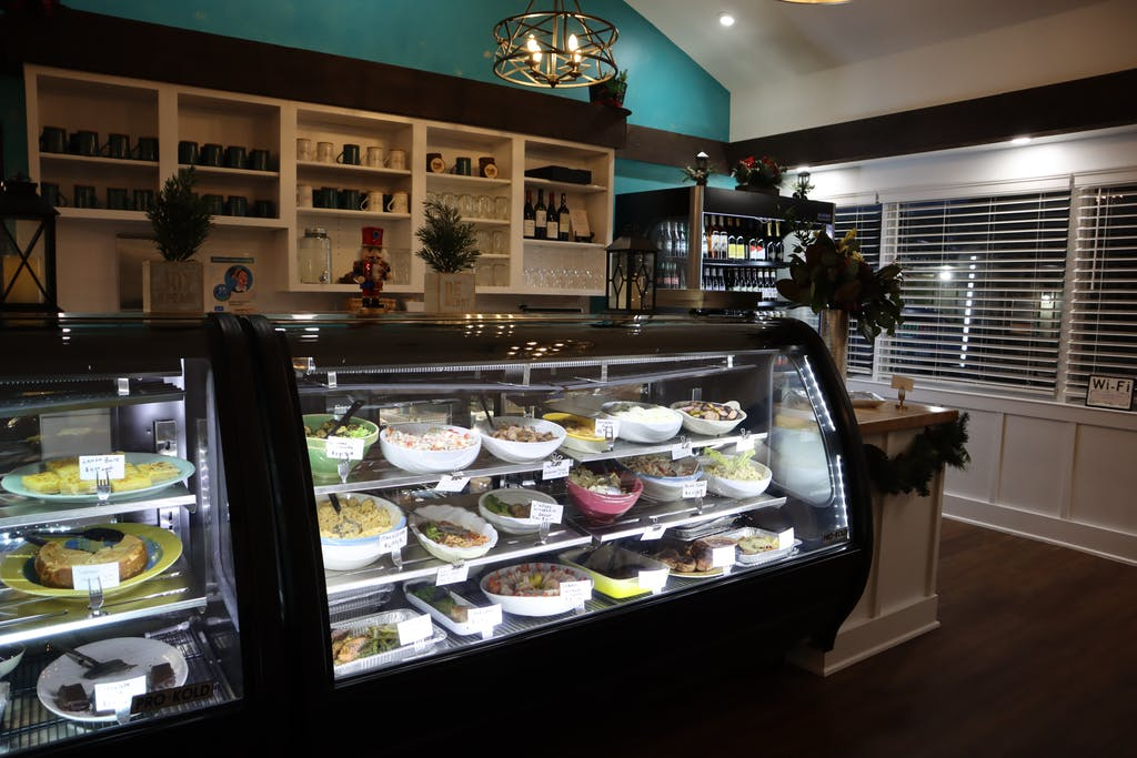 Park Cafe will sell soup, salads, sandwiches and more