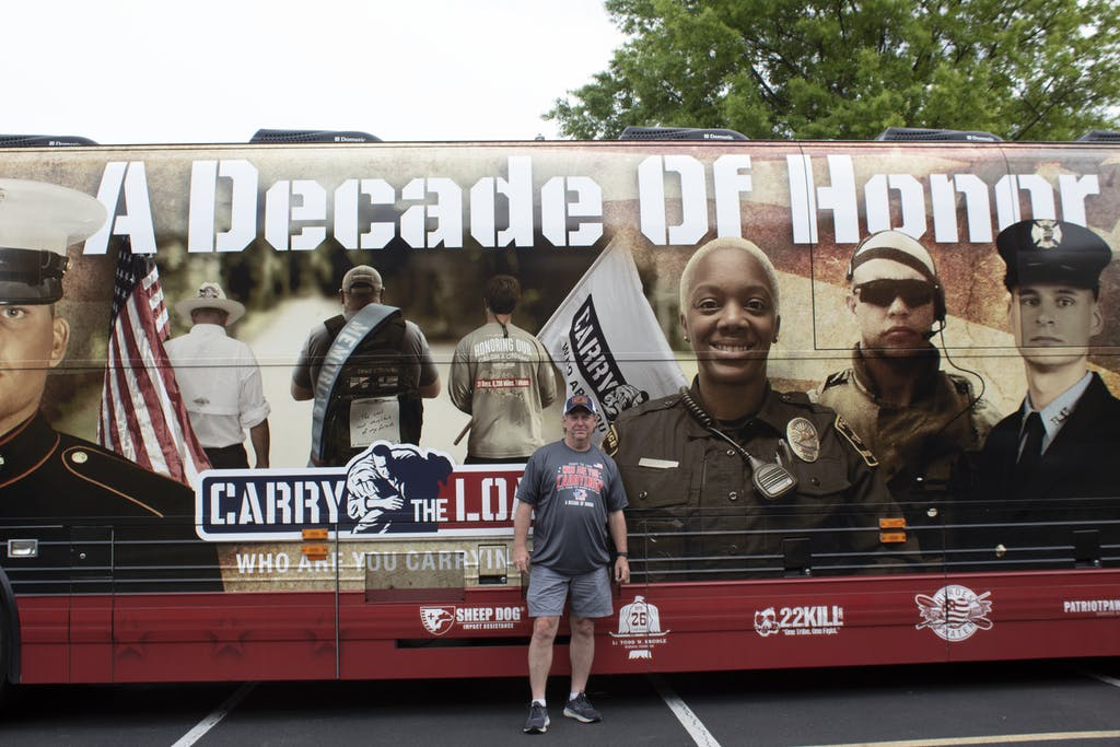 """Featured image for """"Carry the Load, remembering fallen military members, stops in Delaware"""""""