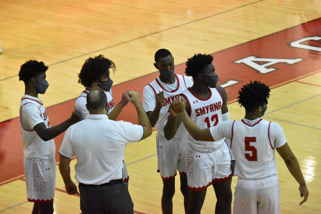 Smyrna Eagles Boys Basketball