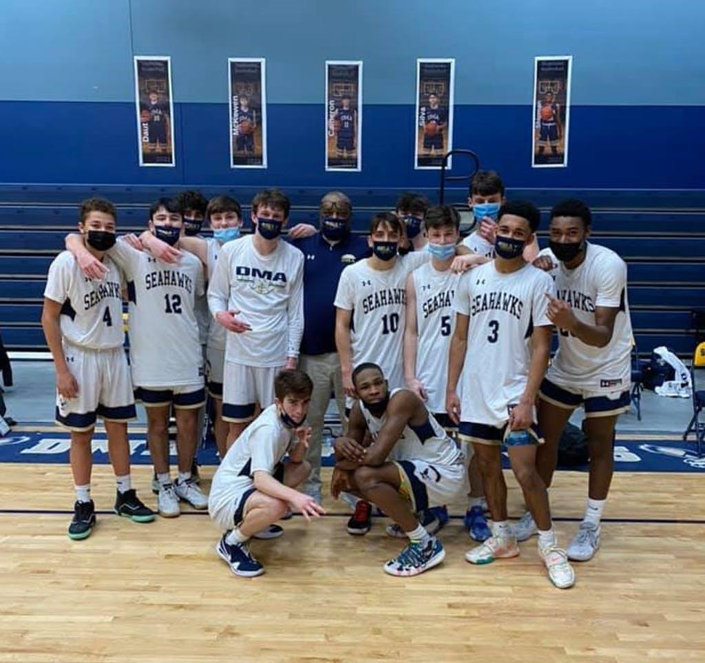 DMA Boys Basketball