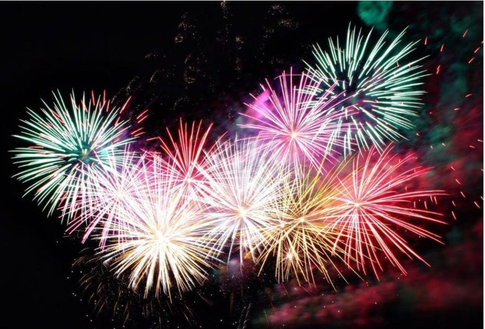 Middletown will shoot off fireworks on New Year's Day, but is asking residents to watch from home or their cars.