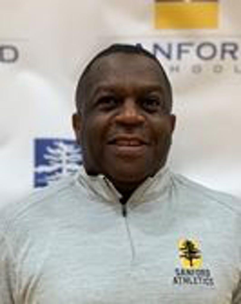 Sanford coach Stan Waterman