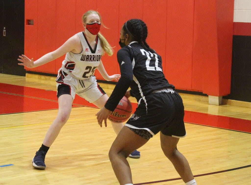 Wilmington Christian Warriors will advance in the state girls basketball tournament