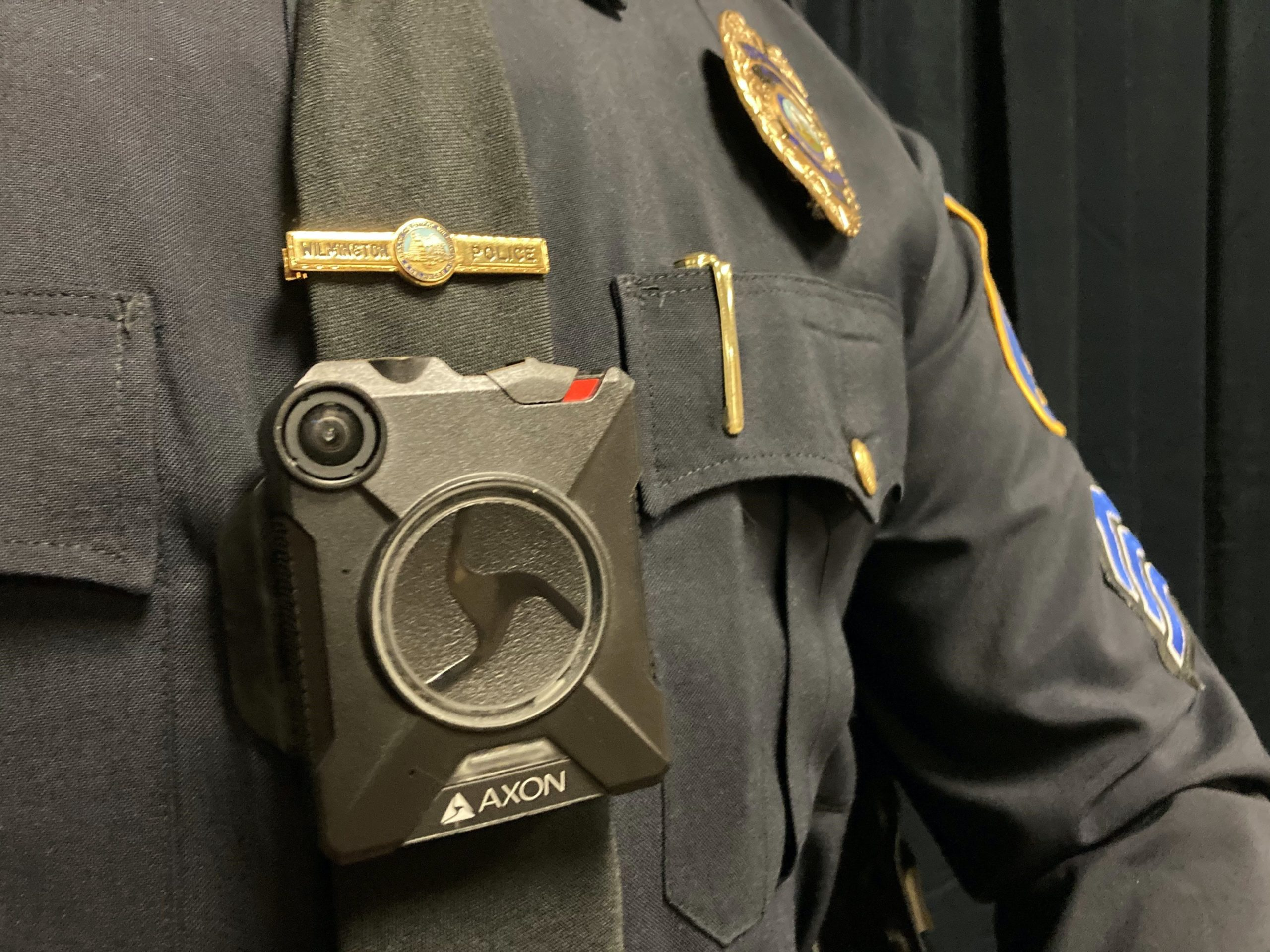 """Featured image for """"Body camera training underway in Wilmington as new bill calls for statewide policy"""""""