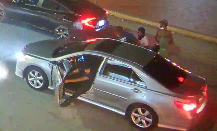 """Featured image for """"Passenger abandons car as 5 teens steal it in Newark"""""""