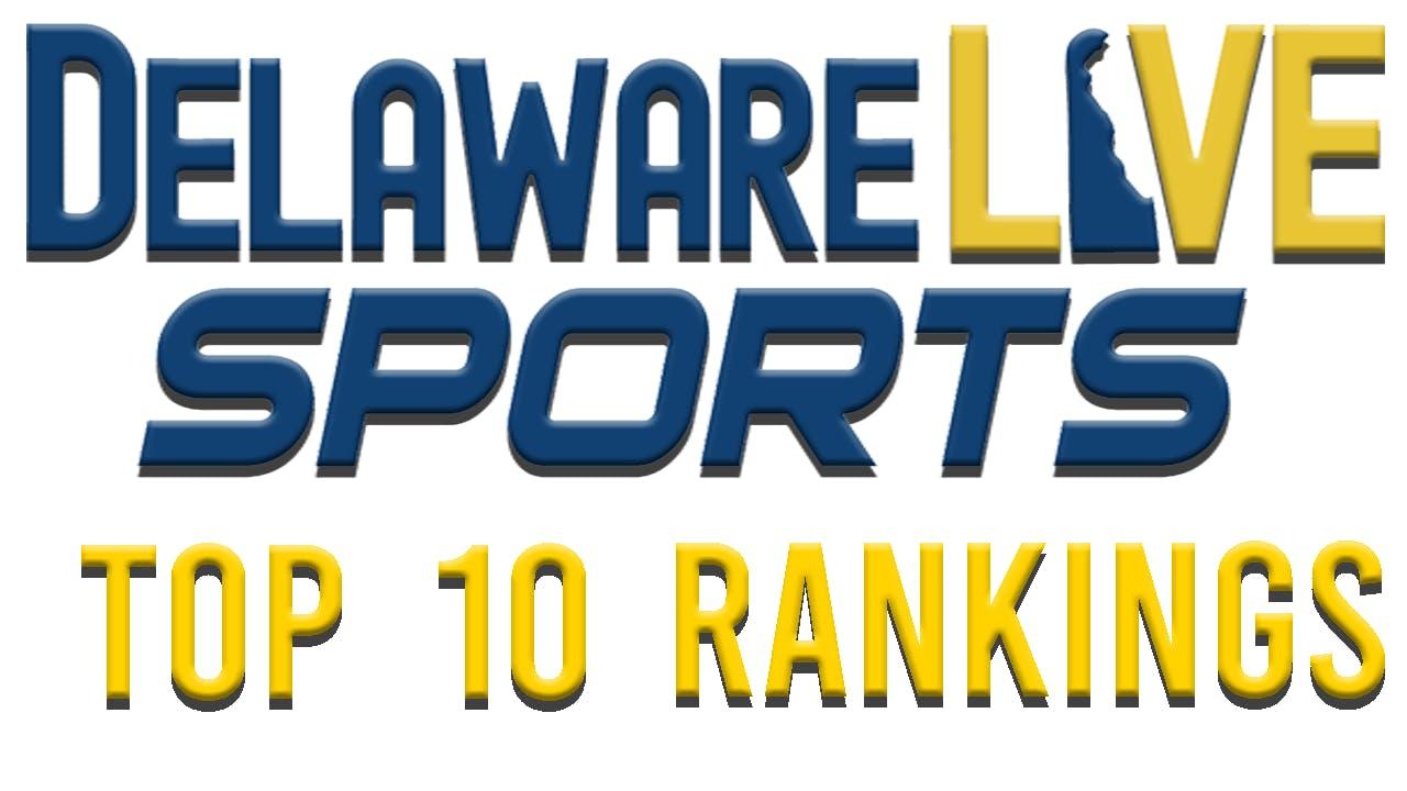 "Featured image for ""Delaware Live Weekly Week 3 top ten rankings"""