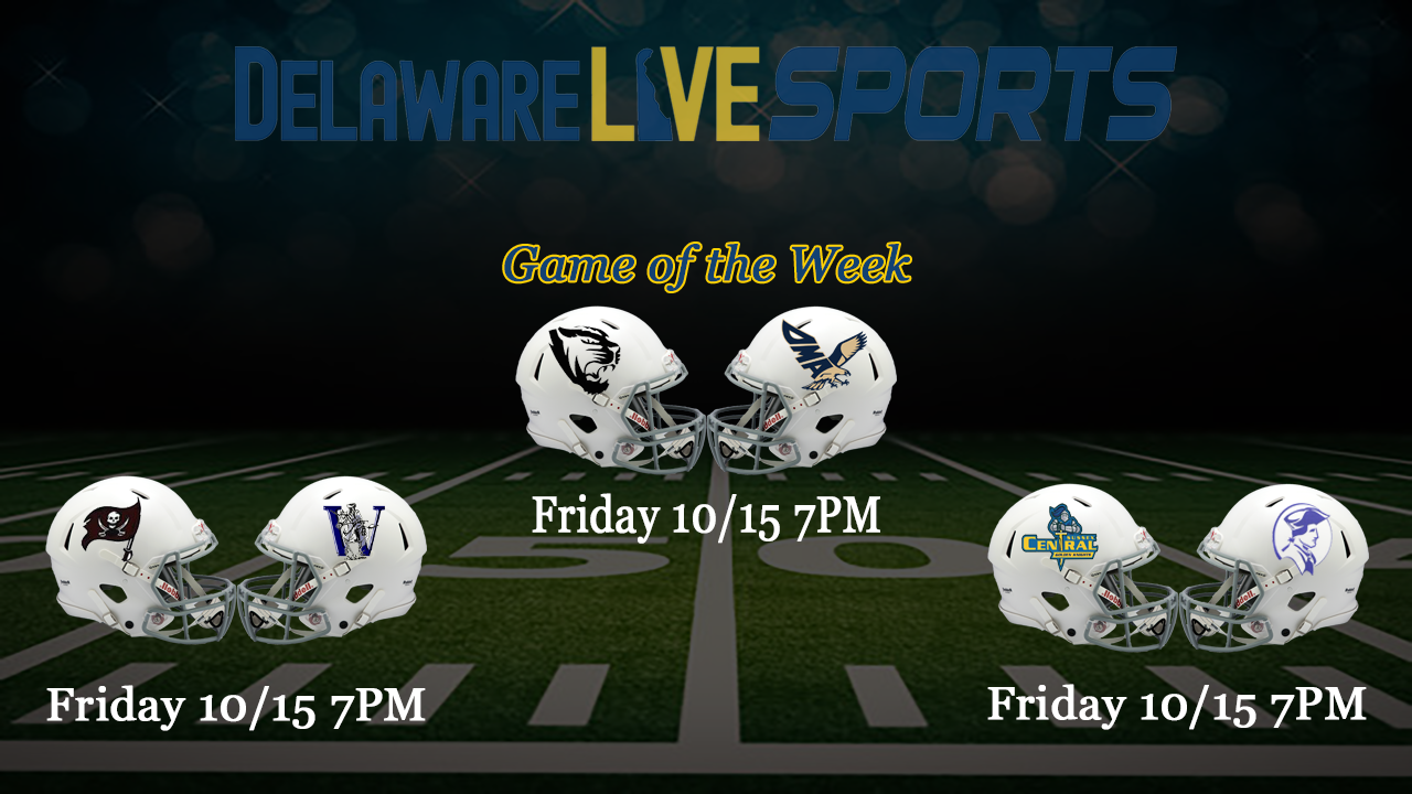 """Featured image for """"Week 6 Delaware Live streaming schedule"""""""