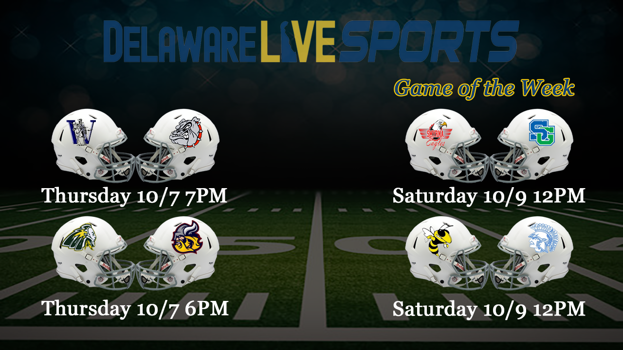 """Featured image for """"Week 5 Delaware Live streaming schedule"""""""
