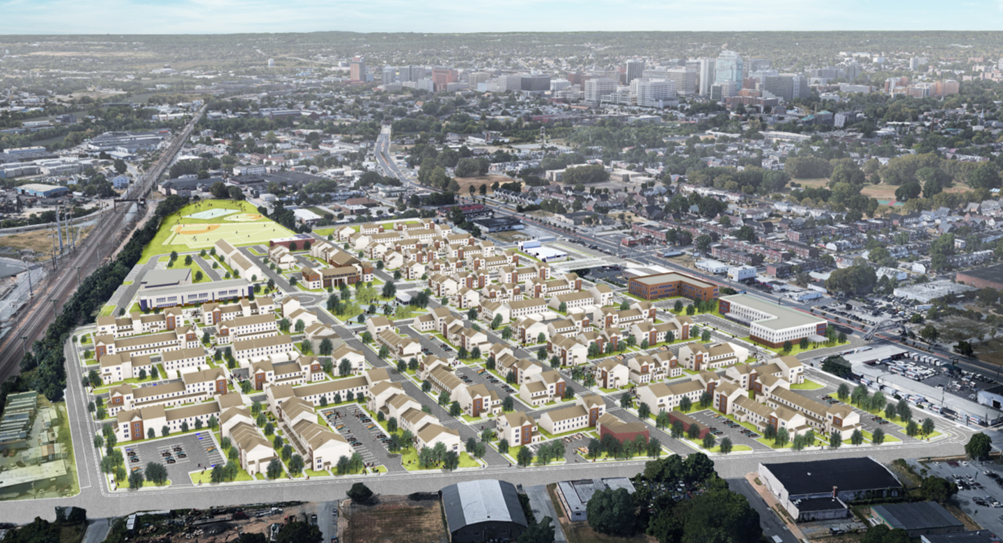 """Featured image for """"Wilmington neighborhood to receive $26.4 million COVID-19 relief funds"""""""