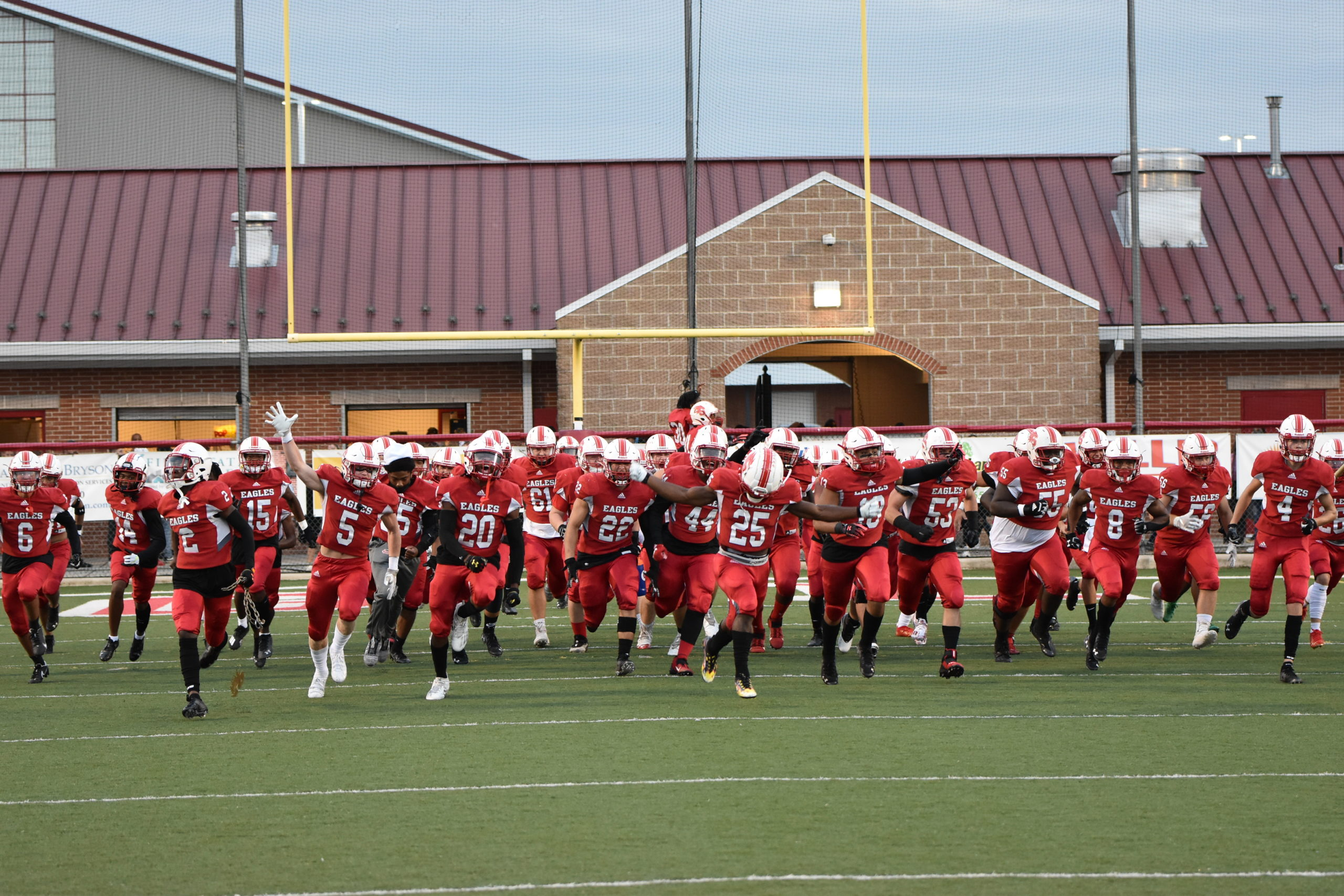 """Featured image for """"Smyrna dominates on both sides of the ball for a 42-0 victory over Sussex Central"""""""