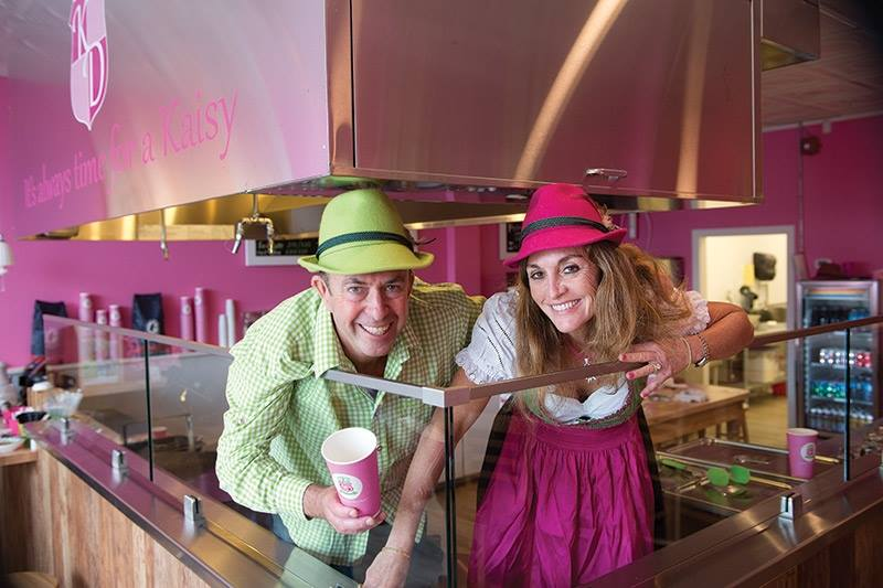 Thierry Langer owns the three Kaisy's Delights locations with his wife, Nathalie. (Kaisy's Delights)